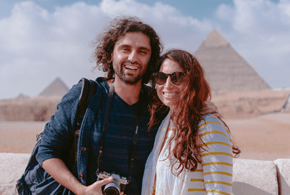 Cairo Day tour by Air