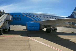 Cairo to Aswan / Luxor flight upgrade