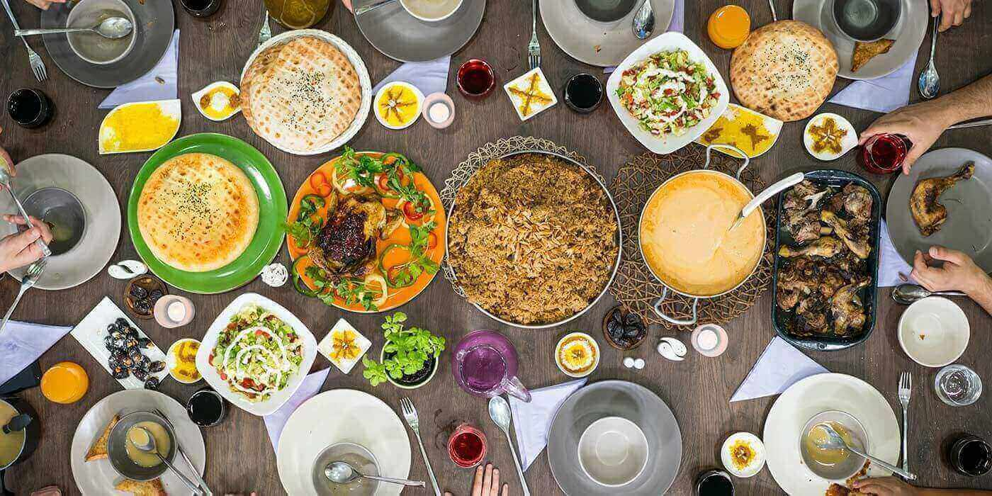 20 Top Unmissable Traditional Egyptian Food when in Egypt